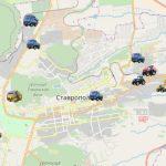мониторинг транспорта, Wialon, Интерра, Ставрополь
