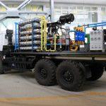 ГЛОНАСС для компрессоров и компрессорных станций